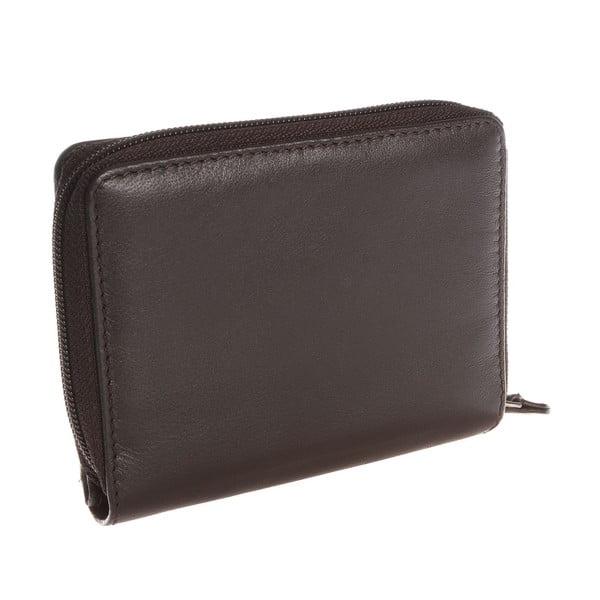 Skórzany portfel Opal Brown