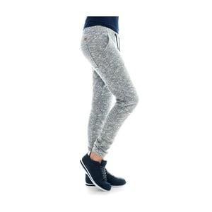 Szare bawełniane spodnie dresowe Lull Loungewear Bentons, rozm.M