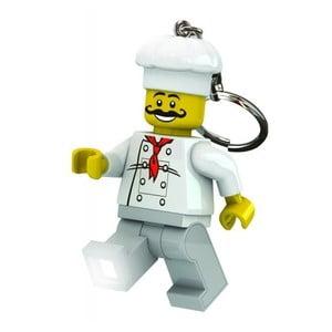 Świecący breloczek LEGO Kucharz