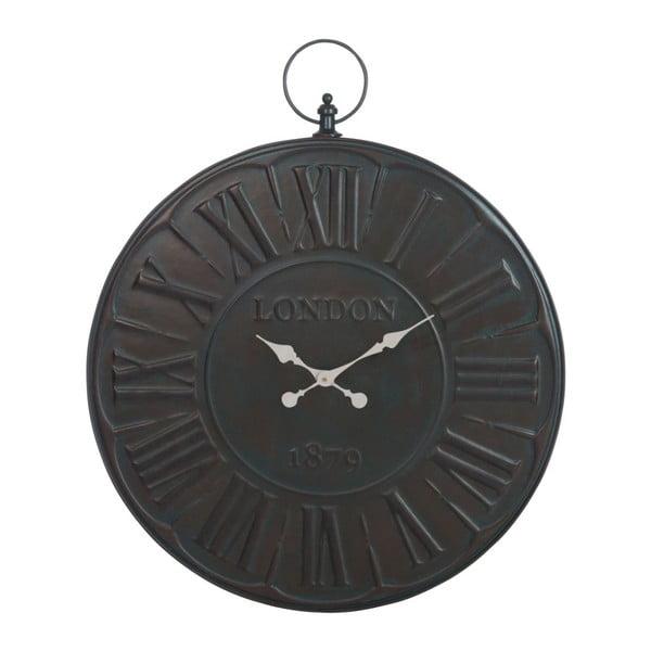 Zegar Num London Black, 80 cm
