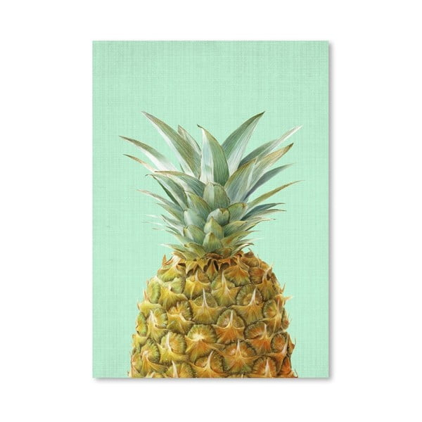 Plakat Peek A Boo Pineapple