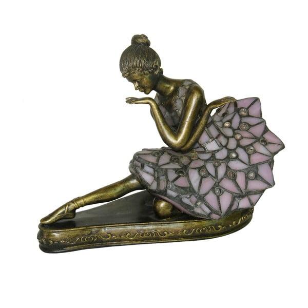 Lampa stołowa Tiffany Dame