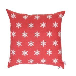 Świąteczna poszewka na poduszkę Apolena Shine Stars, 43x43 cm