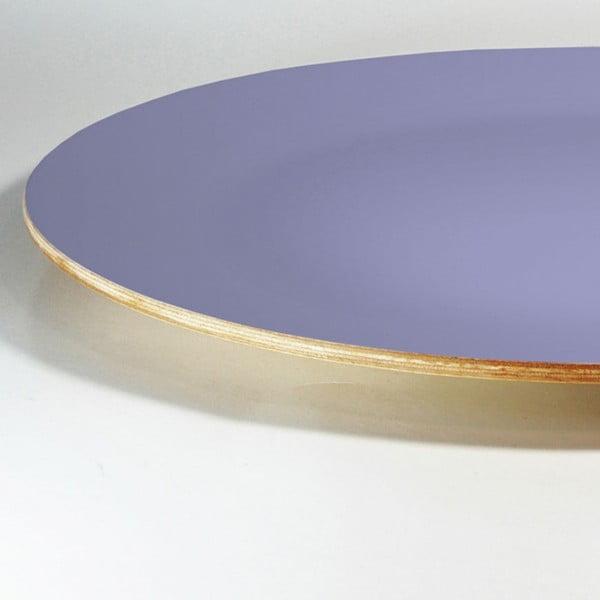 Drewniany talerz Lilac
