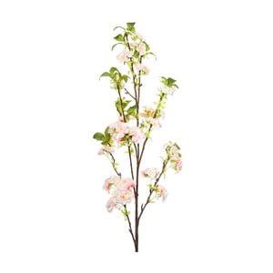 Sztuczna gałązka z różowymi kwiatkami Ixia Sakura