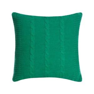 Poduszka Fancy Green, 43x43 cm, zielona
