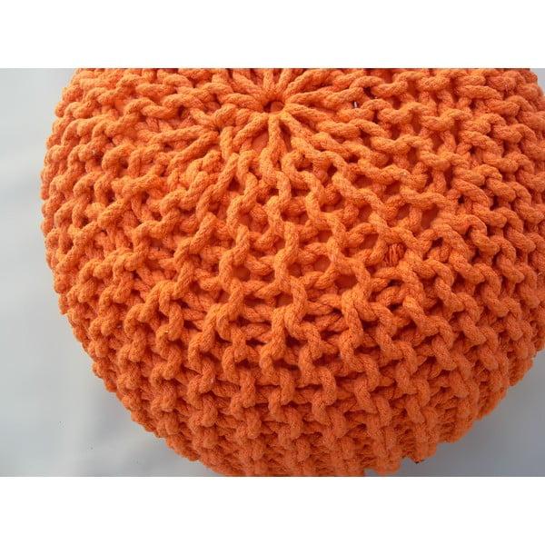Puf Cool Orange