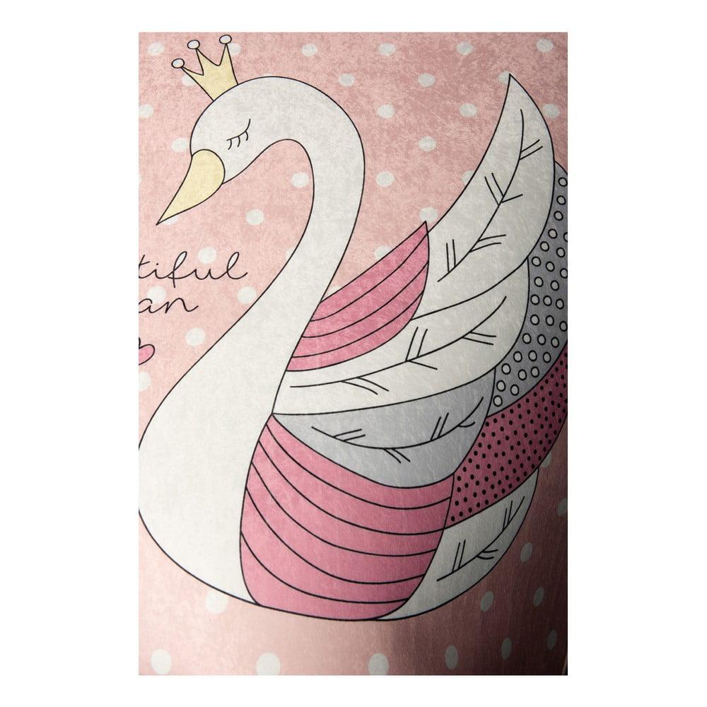 Dywan dla dzieci Swan, 140x190 cm