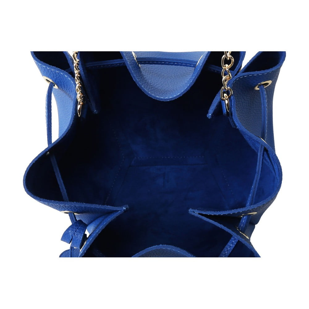 fa95125d8ef54 ... Niebieska torebka ze skóry ekologicznej Beverly Hills Polo Club Kate ...