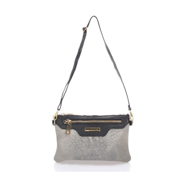 Skórzana torebka Markese 144 Gray