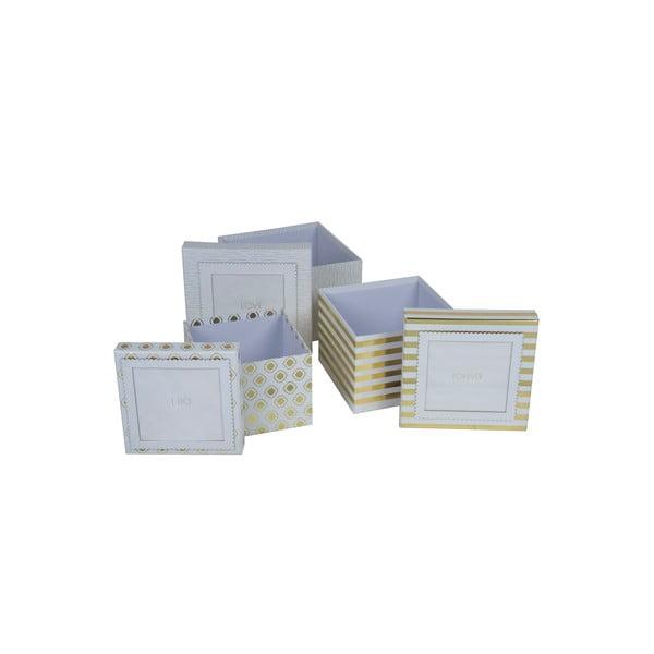 Zestaw 3 pudełek Tri-Coastal Design I Do, I Do!