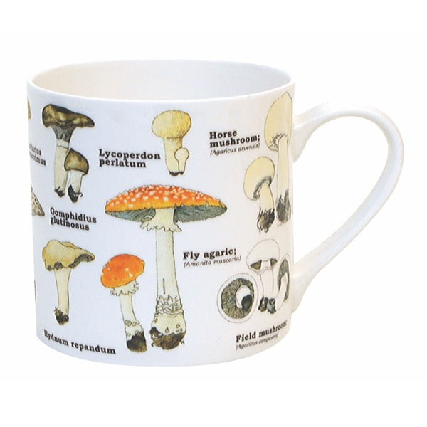 Kubek ceramiczny Gift Republic Mushrooms