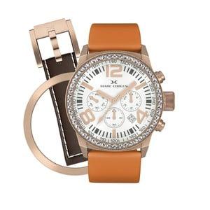 Zegarek damski Marc Coblen z dodatkowym paskiem i obręczą P24