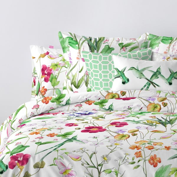 Poszewka na poduszkę Happy Friday The Florist, 60x60 cm