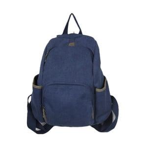 Niebieski plecak materiałowy Sorela Tanisha
