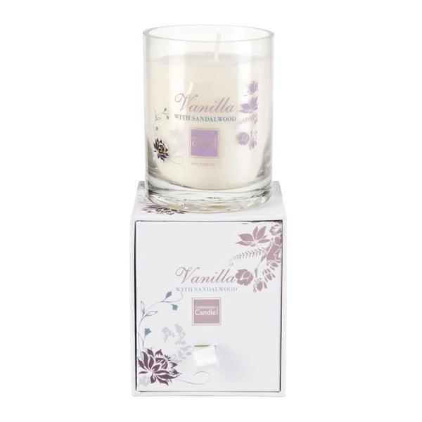 Świeczka zapachowa Vanilla & Sandalwood Small, czas palenia 40 godzin