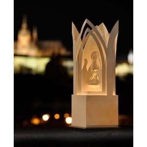 Świecznik Stajenka, 31 cm