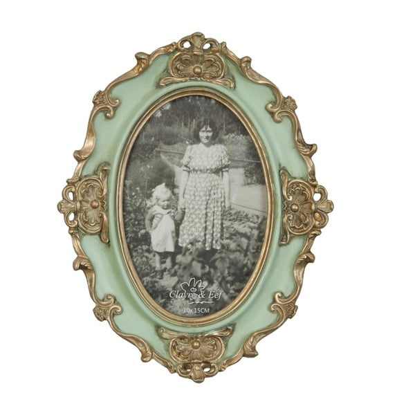 Ramka na zdjęcia Clayre Vintage, 17x22 cm