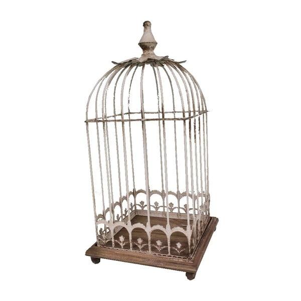Lampion dekoracyjny Antic Line Cage