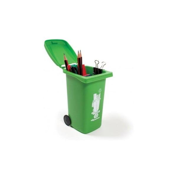 Kosz na długopisy Green