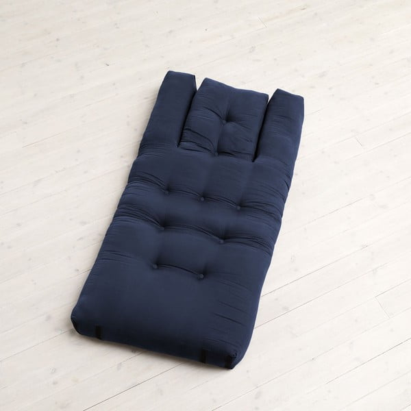 Fotel Hippo Navy Cotton