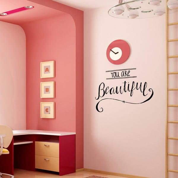 Naklejka You Are Beautiful, 41x57 cm