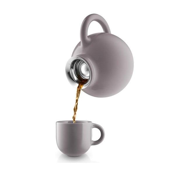 Fioletowy czajnik na herbatę Eva Solo Elegance