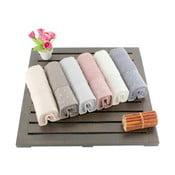 Zestaw 6 ręczników bawełnianych Patricia, 30x50cm