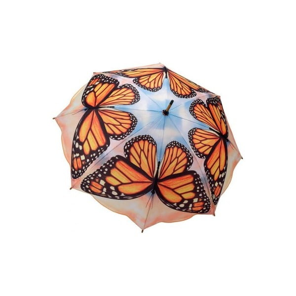 Parasolka Monarch Butterfly, art collection