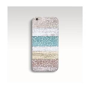 Etui na telefon Wood Stripes na iPhone 5/5S
