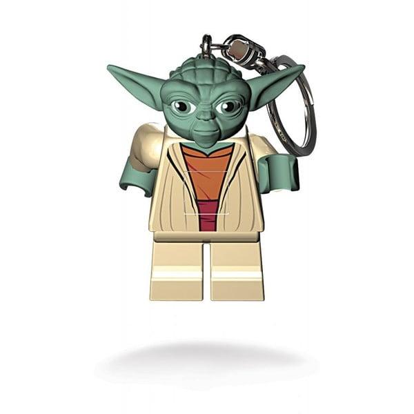 Breloczek świecący LEGO® Star Wars Yoda