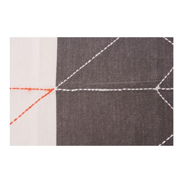 Ścierka kuchenna Crane Neon Orange, 55x65 cm