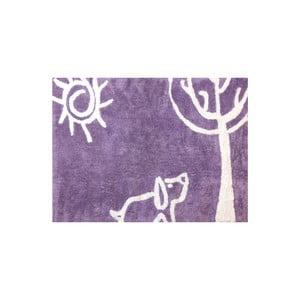 Dywan Verano 160x120 cm, liliowy
