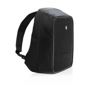Bezpieczny plecak antykradzieżowy z wejściem USB Swiss Peak