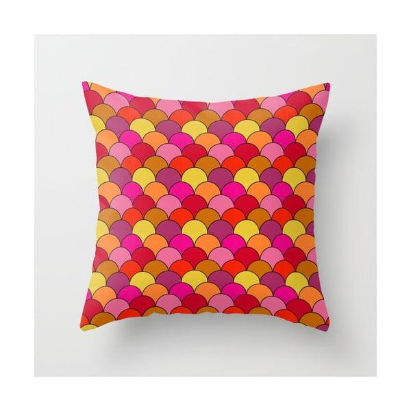 Poduszka Colorful World, 45x45 cm