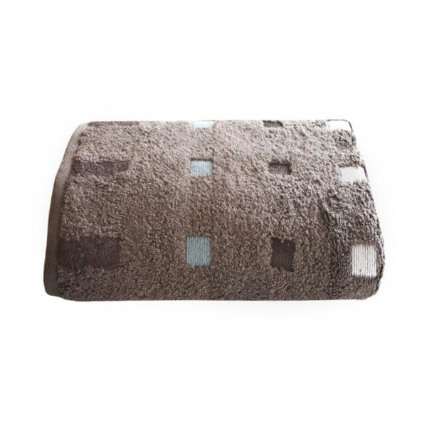 Ręcznik Quatro Taupe, 50x100 cm