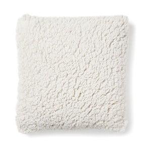 Biała poduszka La Forma Cora, 45x45cm