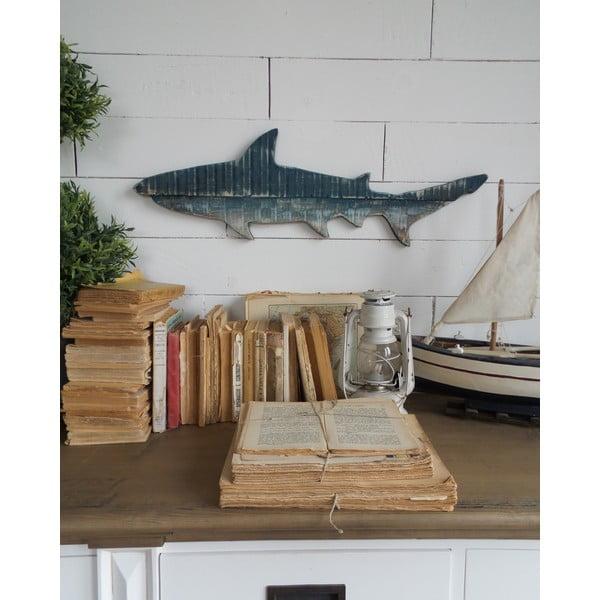 Dekoracja ścienna Shark