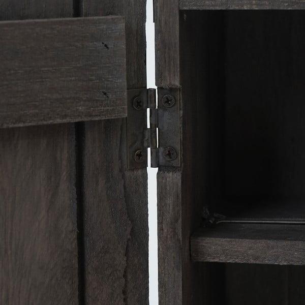 Skrzynka na klucze/kosmetyki/akcesoria Shabby, biała