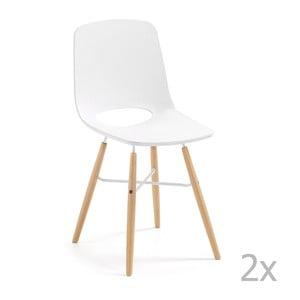 Zestaw 2 krzeseł La Forma Kint