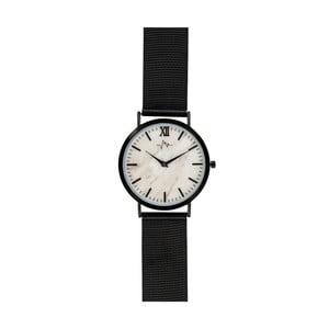 Zegarek damski z czarnym paskiem Andreas Östen Kulla