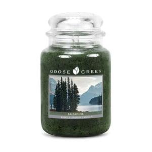 Świeczka zapachowa w szklanym pojemniku Goose Creek Balsam jodłowy, 0,68 kg