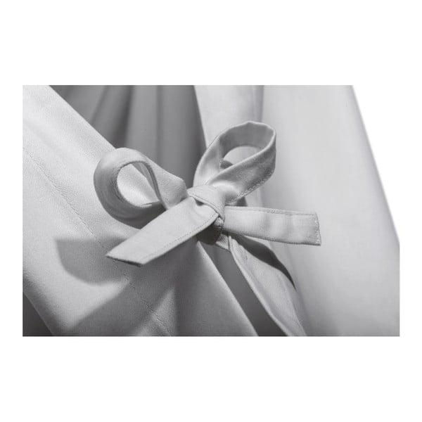Biała kołyska/hamak z bawełny zawieszana na futrynę Hojdavak Baby (0-9 miesięcy)