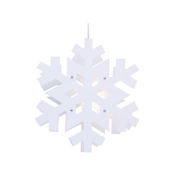 Świecąca dekoracja Arctica Snowflake