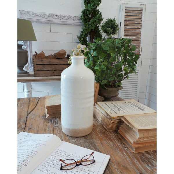 Waza White Ceramic Milano
