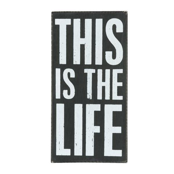 Tablica ścienna This Is The Life
