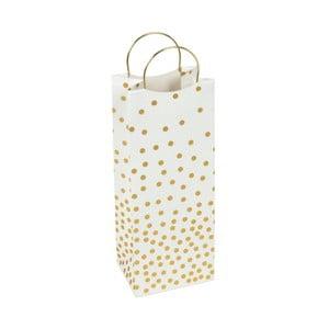 Biała torba prezentowa Tri-Coastal Design I Do, I Do!
