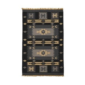 Ręcznie tkany dywan Kilim 129, 90x150 cm