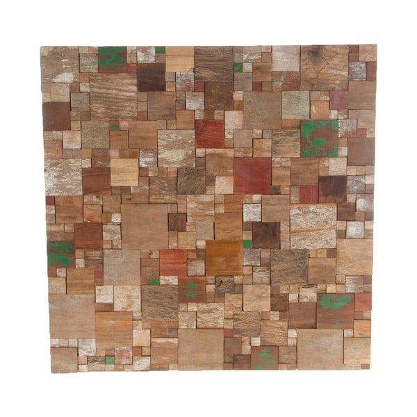 Drewniana dekoracja ścienna Idar