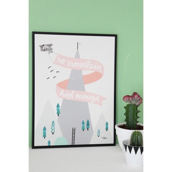 Plakat Michelle Carlslund Mountain, 30x40cm